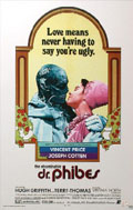 Affiche L'Abominable Dr Phibes