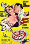 Affiche Kiss Me Deadly