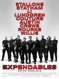 Affiche The Expendables