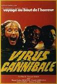 Affiche Virus Cannibale