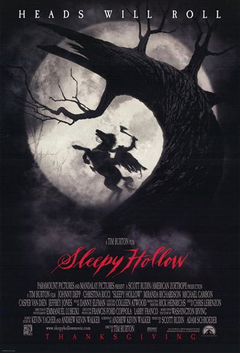 Affiche Sleepy Hollow