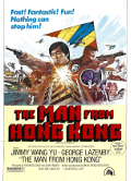 Affiche The Man From Hong Kong