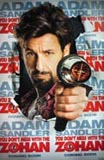 Affiche You Don't Mess With The Zohan