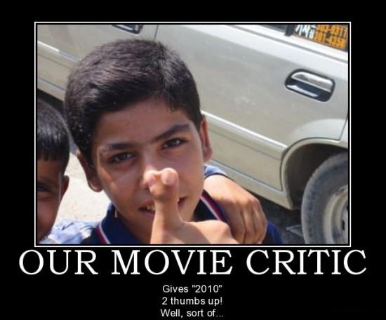 Movie critic
