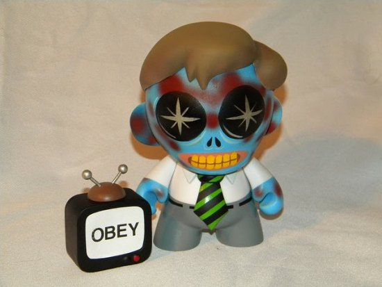 They Live toys