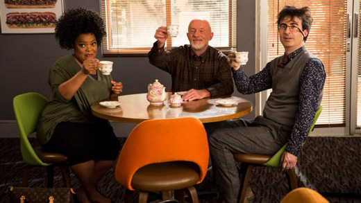 Community 5x13 – Basic Sandwich