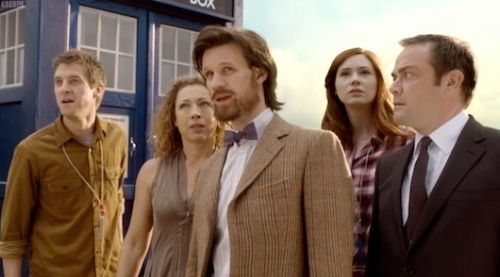 Doctor Who 2011