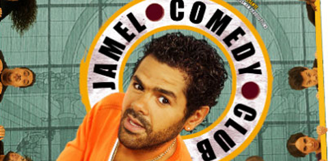 djamel comedy club